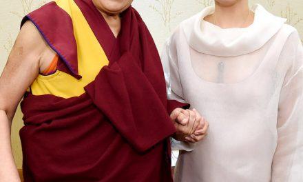 चीन ने दलाई लामा से मिलने पर लेडी गागा को किया प्रतिबंधित