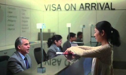 ई-वीजा से विदेशी पर्यटकों की संख्या तीन गुना बढ़ी