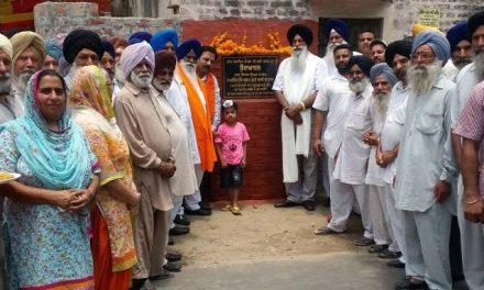 गावों की लिंक सडक़ों का काम युद्ध स्तर पर चल रहा है : रसूलपुर