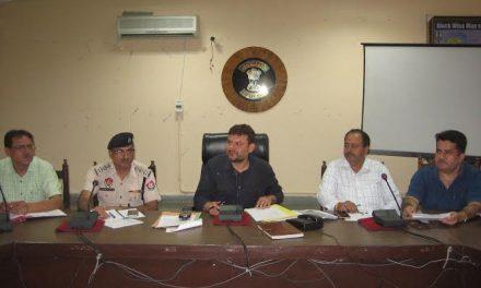 होशियारपुर में मनाया जाएगा राज्य स्तरीय योग दिवस : एडीसी