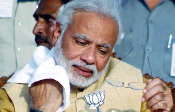बेहद भावुक हो गए पीएम,  कण-कण, क्षण-क्षण और पल-पल पार्टी और देश को समर्पित है- प्रधानमंत्री