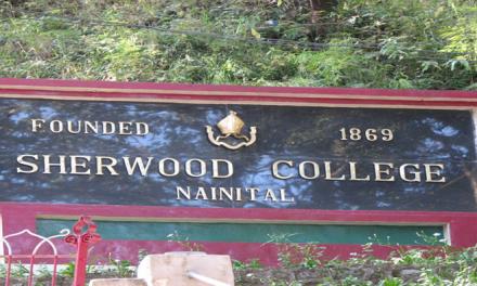 नैनीताल शेरवुड कॉलेज में कब्जे के लिए घुसे बंदूकधारी