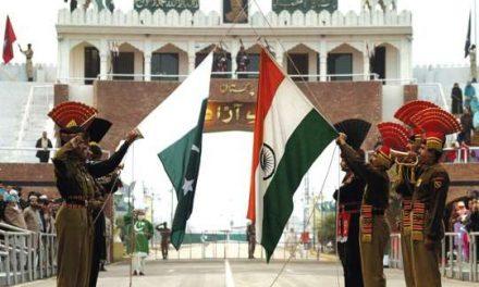 हुसैनीवाला बॉर्डर पर भारत–पाकिस्तान के जवानों के बीच हाथापाई