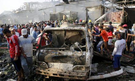 बगदाद में विस्फोट, 82 मरे, 200 घायल