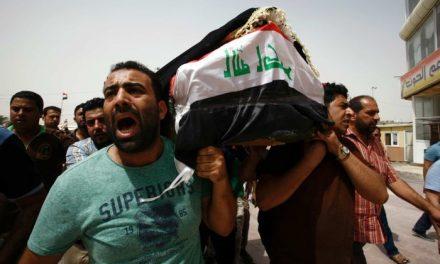बगदाद विस्फोट में मरने वालों की संख्या 213 पहुंची