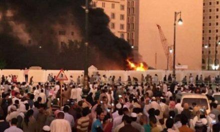 मदीना में 'मस्जिदे नबवी' के बाहर आत्मघाती हमला