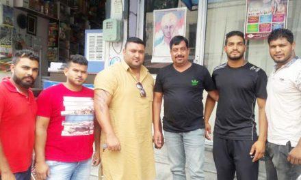 युवा आगे आकर खुद लड़ें नशे के खिलाफ लड़ाई:शेरे पंजाब सिंह