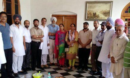 रोटरी क्लब होशियारपुर नार्थ की बैठक