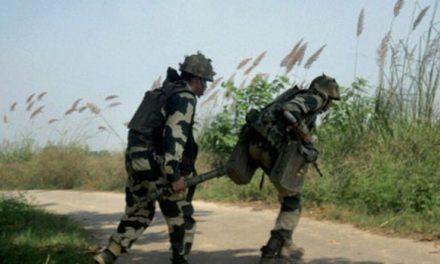 जालंधर में संदिग्ध होने की अशंका, BSF ने घेरा इलाका-दहशत में लोग