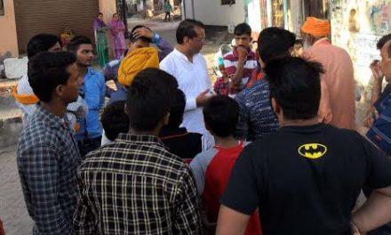 आम आदमी पार्टी की नीतियों का है जनता में विशेष प्रभाव: अमरपाल काका