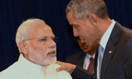 नरेंद्र मोदी को अच्छा मित्र मानते हैं ओबामा: व्हाइट हाउस