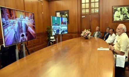 मोदी, पुतिन, जया ने कुडनकुलम संयंत्र-1 का शुभारंभ किया