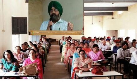 पंजाब अध्यापक योग्यता टैस्ट की तैयारियों का जायजा लेने के लिए बैठक