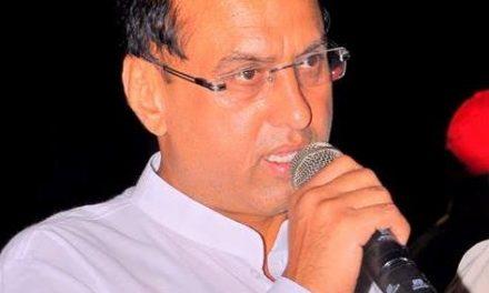 ईमानदार मीडिया ही है लोकतंत्र का रक्षक:अमरपाल काका