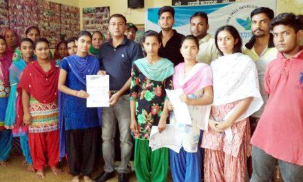 स्किल्ड होने से खुलते हैं रोजगार के असीम द्वार:पार्षद मेहता
