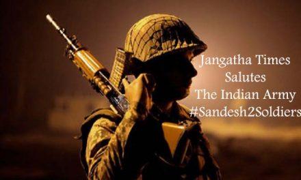 #Sandesh2Soldiers : पीएम मोदी का अभियान, सीमा पर तैनात जवानों को भेजें दीवाली संदेश