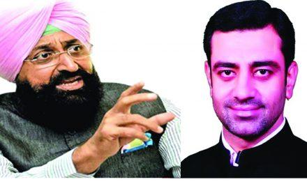 पार्षद निपुण ने कांग्रेस के राज्यसभा सांसद बाजवा के बारे क्या कहा ?  . जानने के लिए पढ़े पूरी खबर