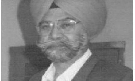 शोक समाचार । अकाली नेता हरजीत सिंह मठारु के पिता का निधन