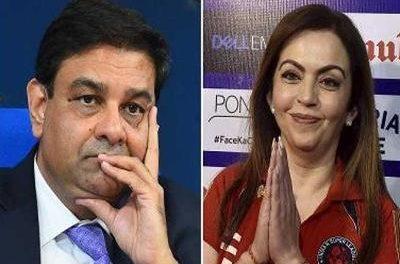 नीता अंबानी की बहन नहीं हैं RBI गवर्नर उर्जित पटेल की पत्नी