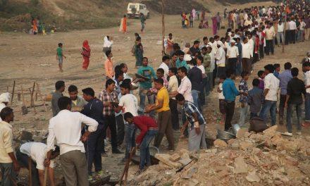 69वें वार्षिक निरंकारी संत समागम की तैयारियों में जुटे हज़ारों भक्त