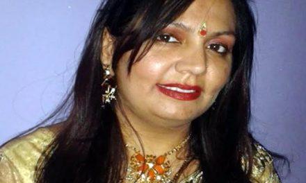 मीनू सेठी बनी भाजपा जिला महिला मोर्चा अध्यक्ष