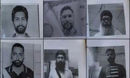 नाभा जेल से फरार चारों गैंगस्टरों का अब तक कोई सुराग नहीं'