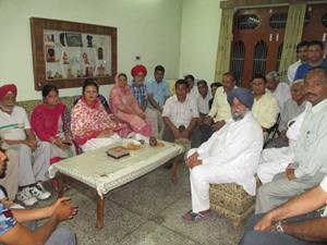 कांग्रेस पार्टी नगर पंचायत चुनाव लोग विकास के लिए लडेगी-निमिशा मेहता