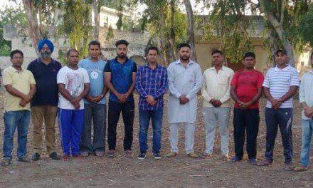 12वां वार्षिक कवरजीत सिंह यादगारी क्रिकेट टूर्नामैंट 4 को