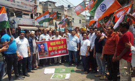 भाजपा का हर कार्यकता आतंकवाद के खिलाफ लडऩे को तैयार – डा. घई