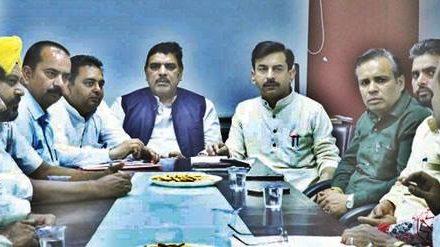 दलित उत्पीडऩ पर खामोश है पुलिस : भाजपा