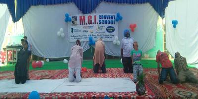 एमजीआई कानवेंट स्कूल कल्लों में पांच दिवसीय समर कैंप