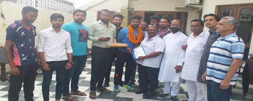 होशियारपुर का पुनीत एशियन प्रीमियर लीग खेलने जाएगा नेपाल