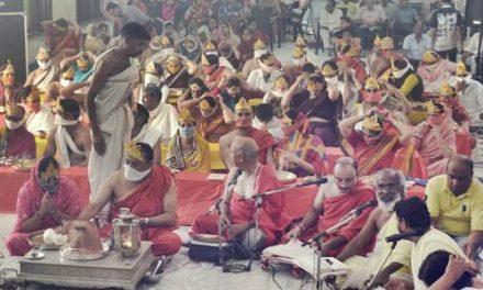 श्री पाश्र्व पद्मावती महापूजन का हुआ भव्य आयोजन
