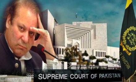पनामा गेट मामले में पाकिस्तान के प्रधानमंत्री नवाज शरीफ दोषी, SC बोला- पीएम बने रहने के लायक नहीं