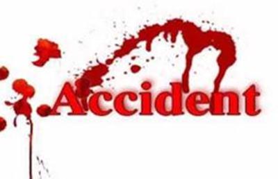 अज्ञात वाहन की चपेट में आने से स्कूटर सवार की मौत