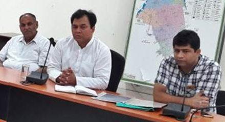 चब्बेवाल के नीले कार्ड धारकों के हितों की होगी पूर्ण सुरक्षा: विधायक डा. राज कुमार