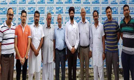 युवाओं को जॉब मेलों में नौकरी देने के नाम पर मौजूदा सरकार  कर रही लोगों को गुमराह: सचदेवा