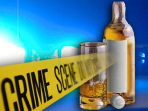 18000 मिलीलीटर अवैध शराब समेत एक काबू