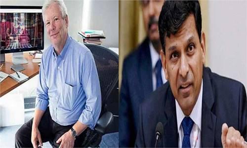 रघुराम राजन नहीं रिचर्ड थैलर को दिया गया 2017 अर्थशास्त्र का 'नोबेल प्राइज