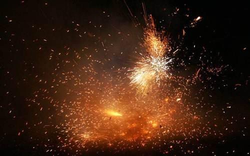 पटाखे जलाने के मामले में पंजाब में पहला मामला दर्ज