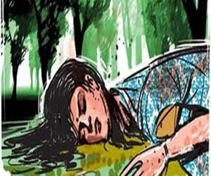 जादू-टोने के शक में झगड़े के दौरान पत्नी को लोहे की कुर्सी से मारा, मौत