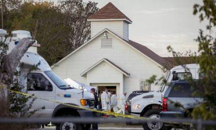 USA: टैक्सास में चर्च पर हमले से 26 की मौत, मारा गया 20 साल का हमलावर