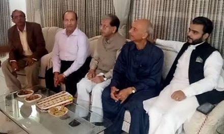 राम मंदिर निर्माण का मुद्दा करोड़ों लोगो की भावनाआें से जुड़ा है: सुनील शास्त्री