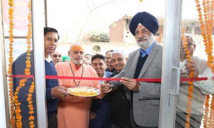 श्री राम चरित मानस प्रचार मंडल ने श्री राम भवन में खोला  जनऔषधि केन्द्र