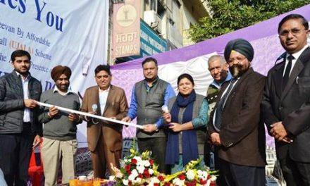 होशियारपुर में उजाला योजना का विधायक अरोड़ा ने किया शुभारंभ