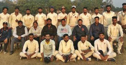 क्रिकेट -होशियारपुर ने नवांशहर की टीम को 23 रन से  हराया