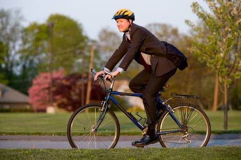 Cycling to Work More  Effective Than Hitting the Gym -Dr.Sukhmeet