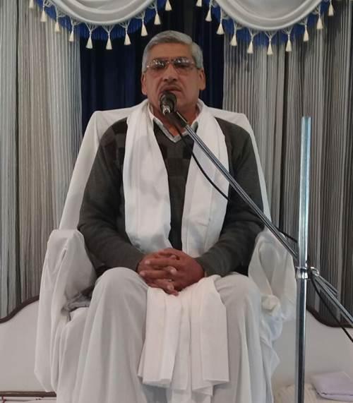 सतगुरु के हुक्म के अनुसार की गई सेवा ही जीवन को खुशहाल करती है : महात्मा अनिल सैनी