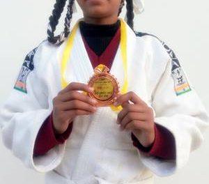 होशियारपुर की संजना ने 63वी ́ राज्य स्तरीय स्कूली खेलों मे ́ कांस्य पदक जीतकर जिले का नाम रोशन किया