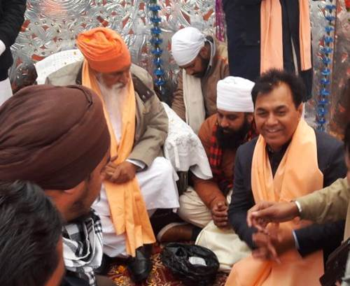 श्री गुरु रविदास महाराज जी के आदर्शों पर चलने की जरुरत : डा. राज